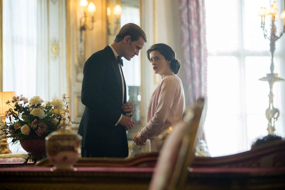 "ART OF THE CUT with the editors of ""The Crown"" 12"
