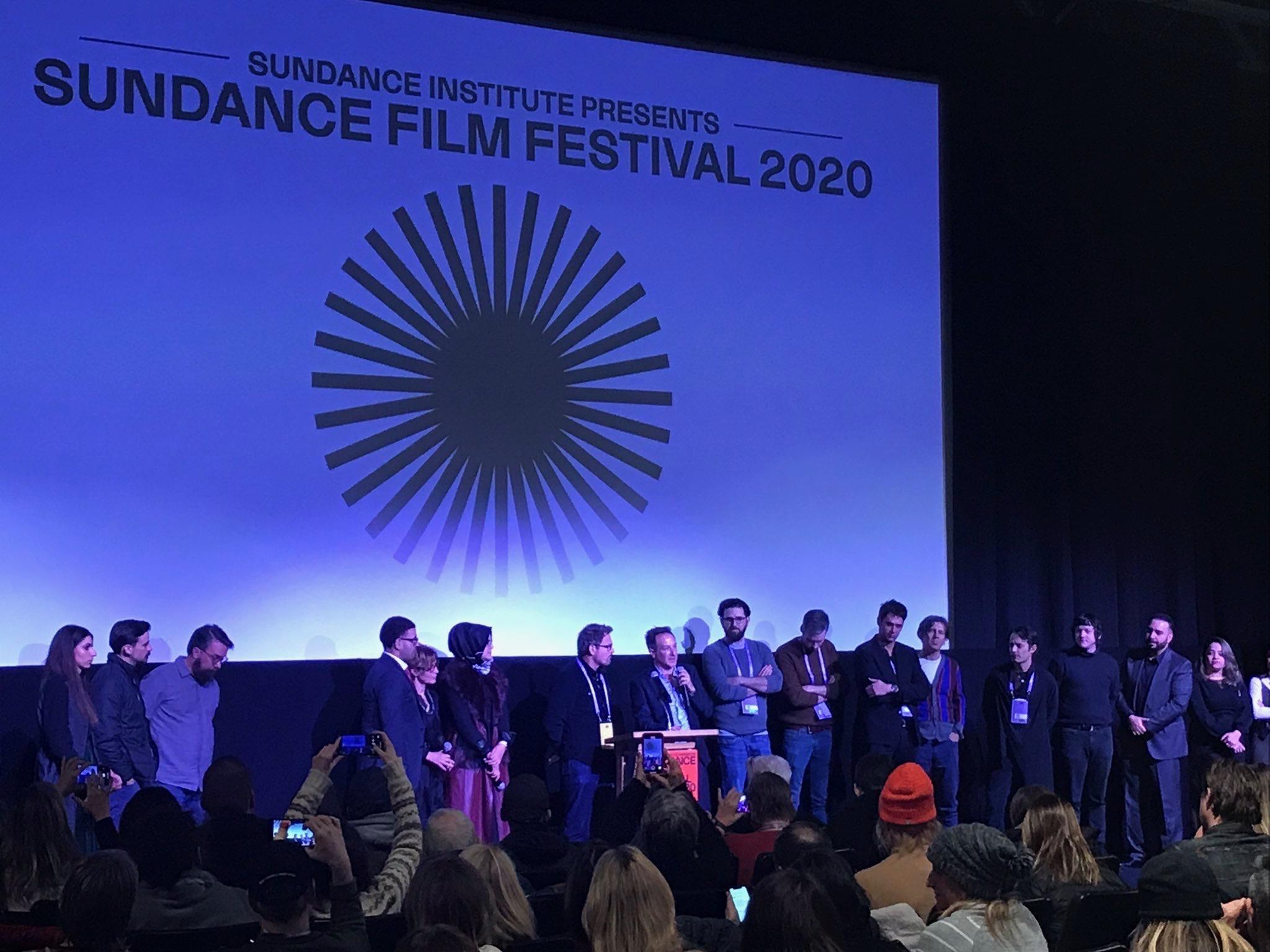 The Dissident at Sundance
