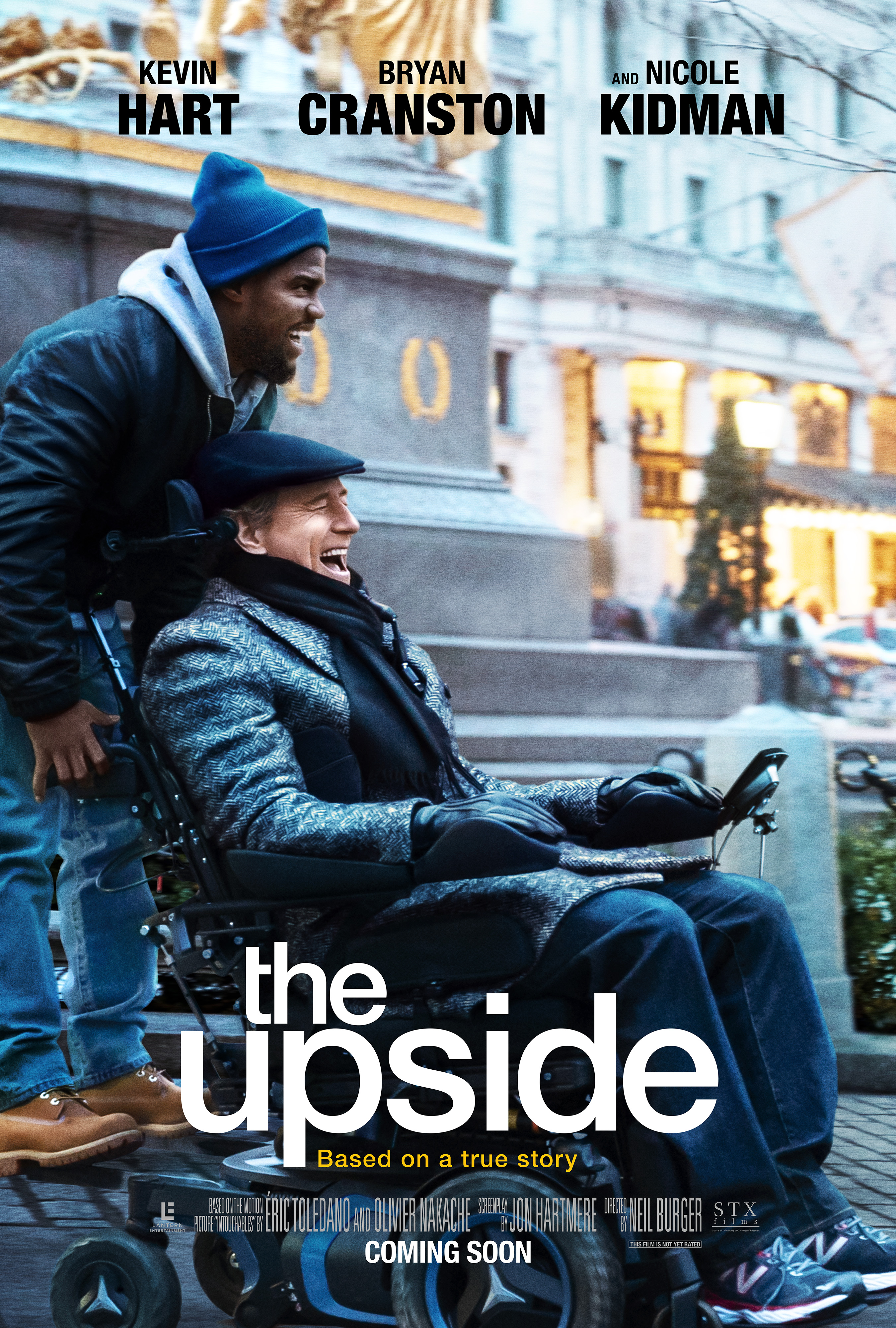 "ART OF THE CUT with Naomi Geraghty, editor of ""The Upside"" 7"