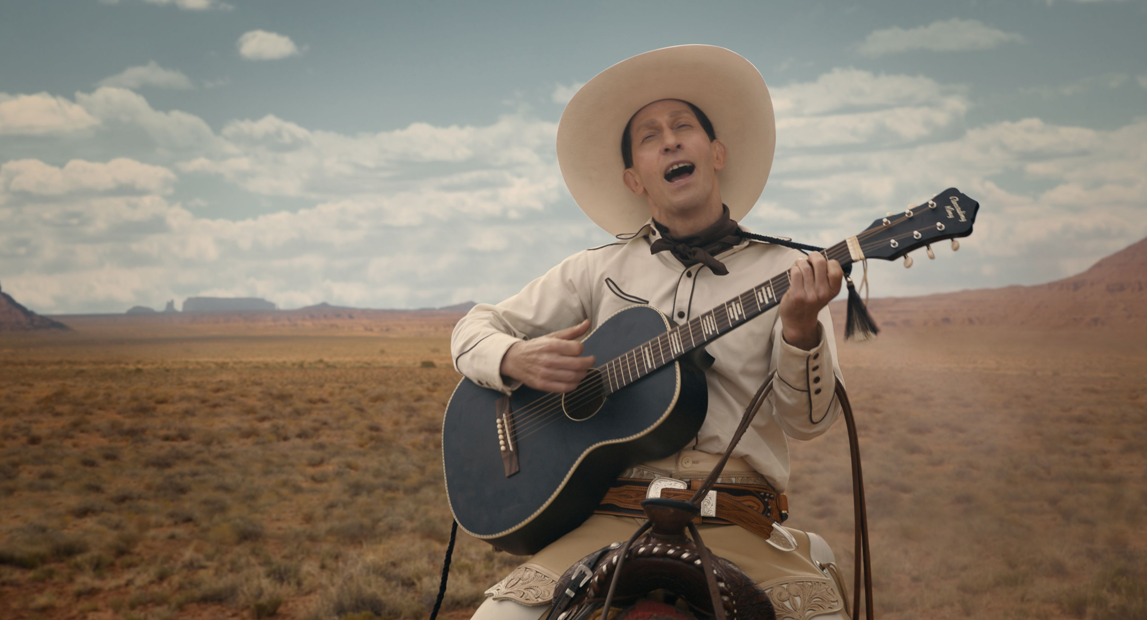 """ART OF THE CUT on editing """"The Ballad of Buster Scruggs"""" 4"""