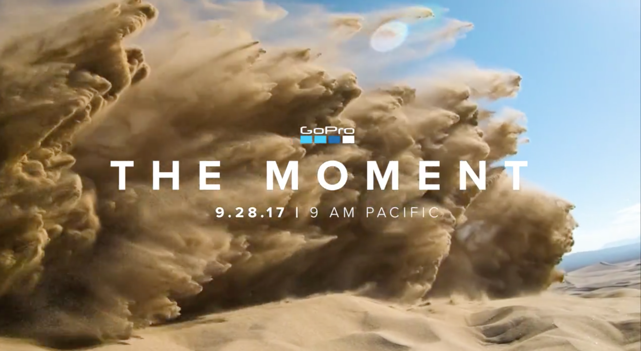 GoPro New Product Announcements LIVE STREAM Event! 4