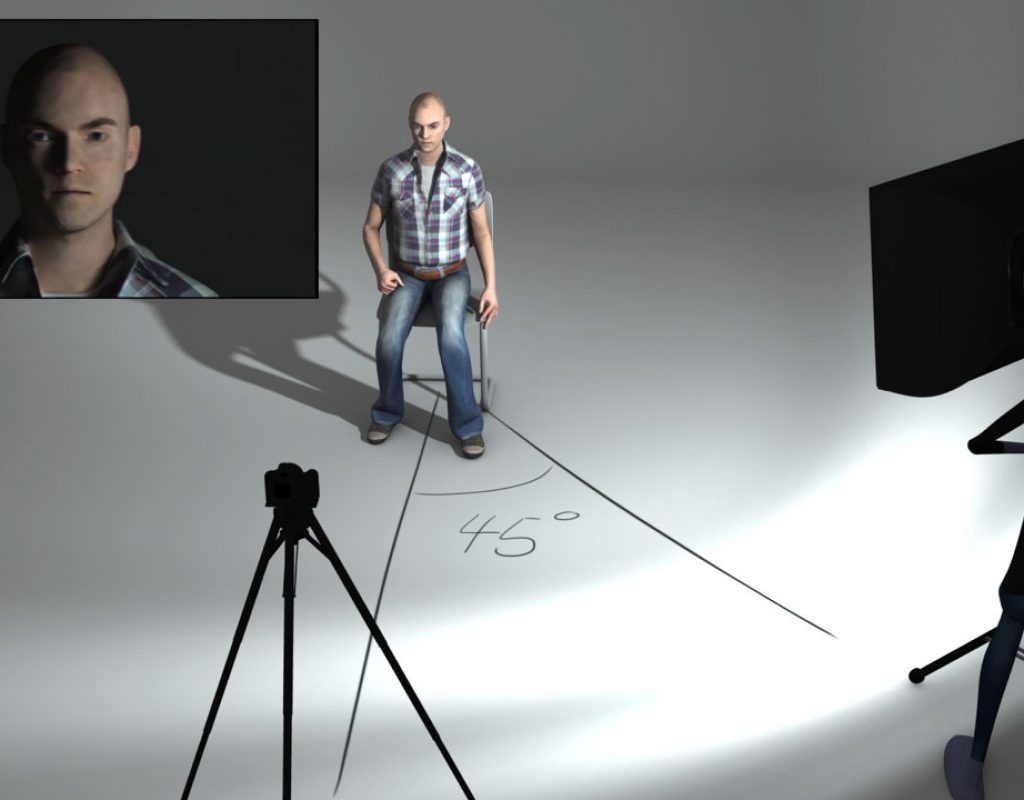 Learn classic 3 point lighting in 10 minutes (for free) 1
