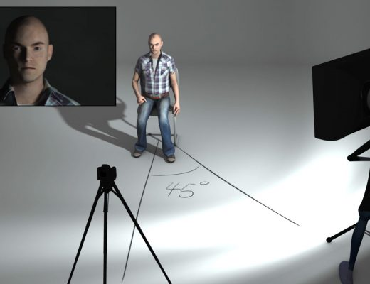 Learn classic 3 point lighting in 10 minutes (for free) 16