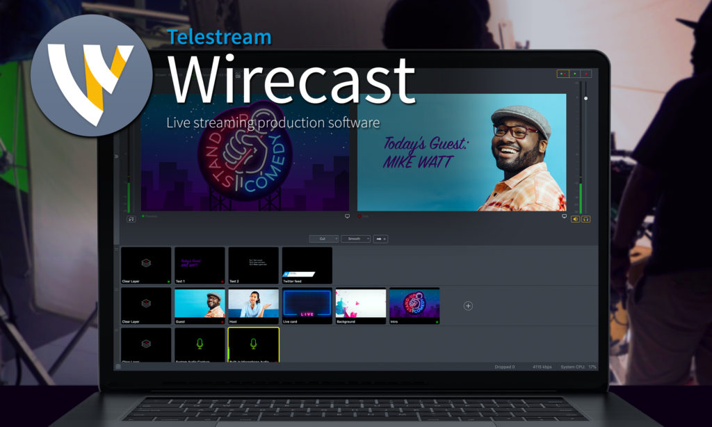 Review - Wirecast 14 from Telestream 1