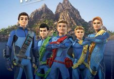 """Thunderbirds"" blasts back to the small screen"