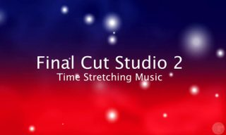 Time Stretching Music
