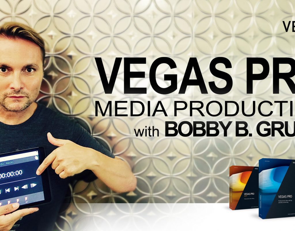 Introducing Vegas Pro 1