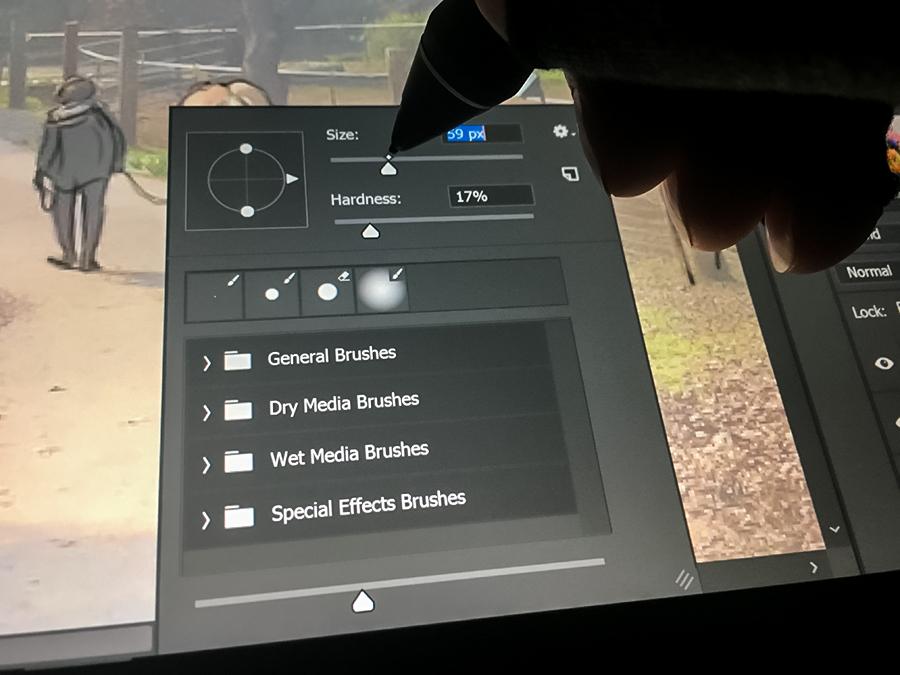 First Look: Wacom MobileStudio Pro 16 47