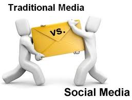How to Integrate Social Media With Traditional Media 3