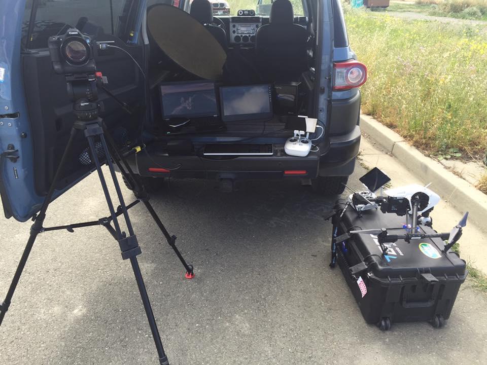 Truck Porta Video Studio
