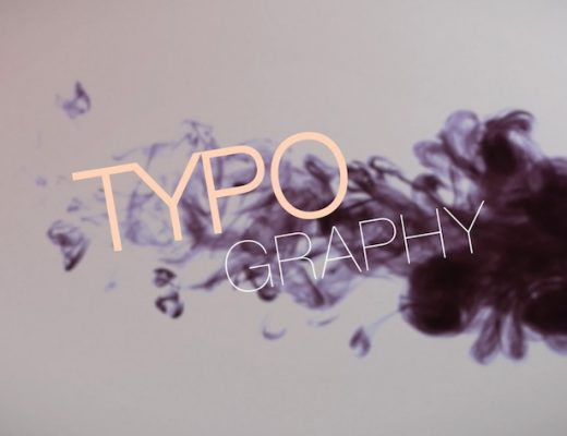Typography in Motion Graphics 1