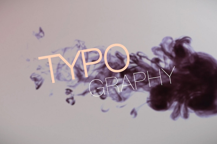 Typography in Motion Graphics 14