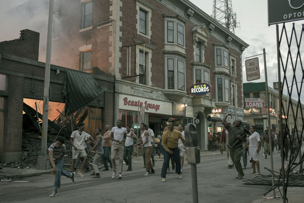 """ART OF THE CUT with the editors of """"Detroit"""" 34"""