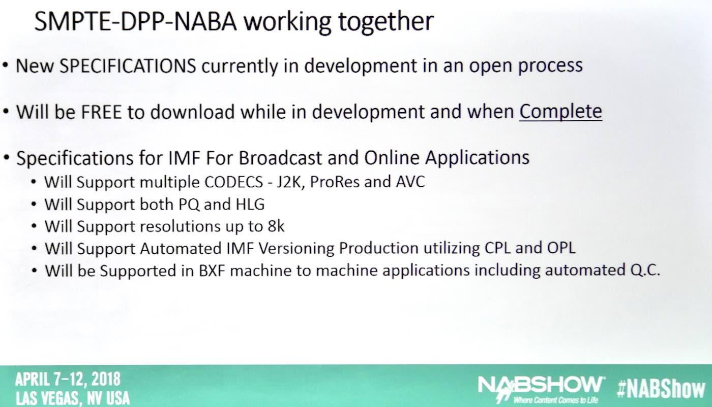 NAB: Global UHD Conference 6