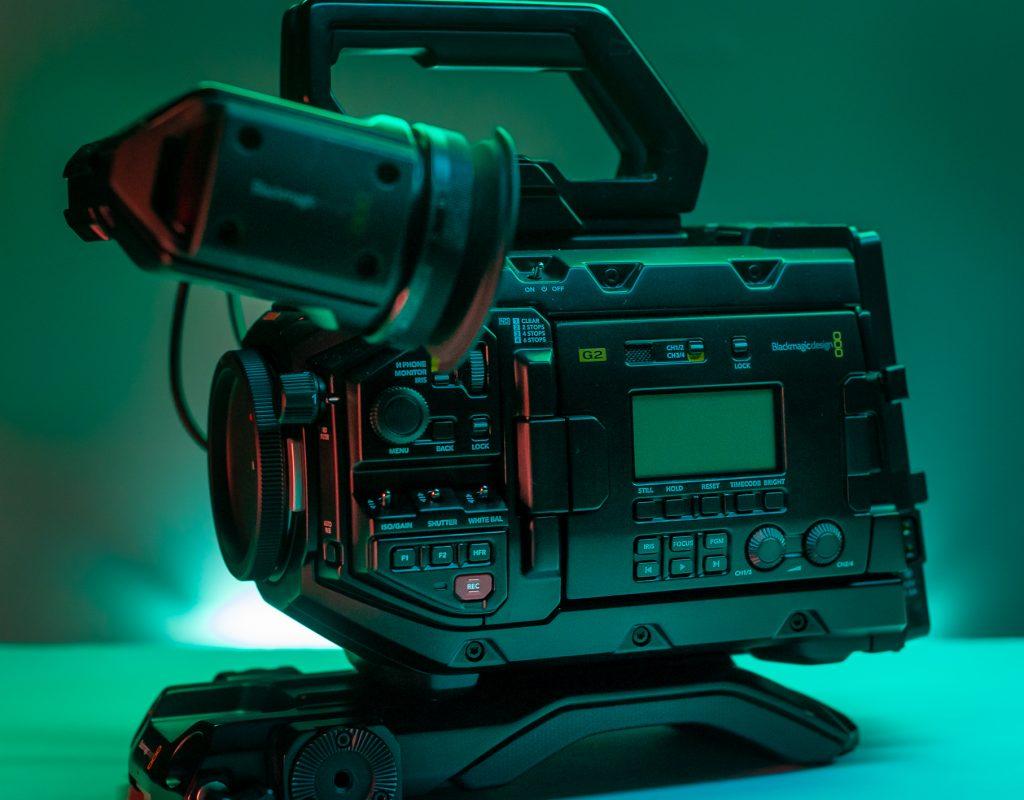 The Review of The Blackmagic Design URSA Mini Pro G2 1