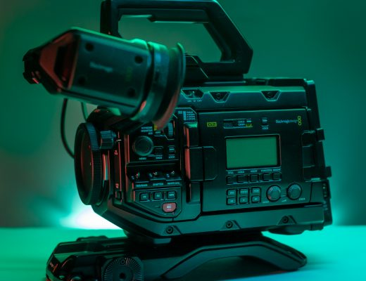 The Review of The Blackmagic Design URSA Mini Pro G2