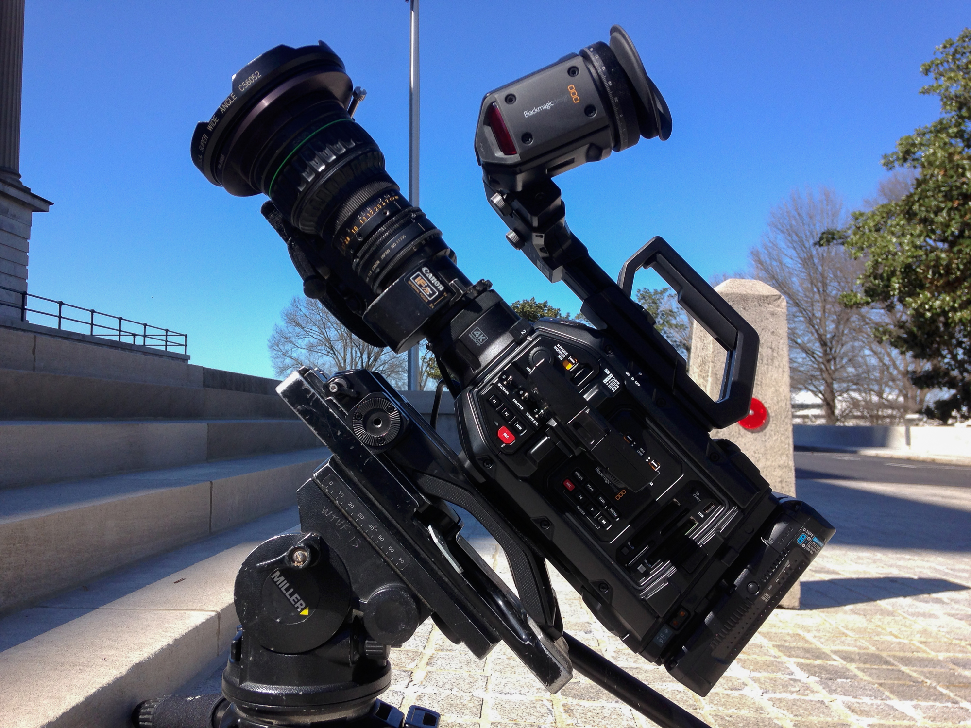 A Look At The Blackmagic Design URSA Broadcast | A Camera Review