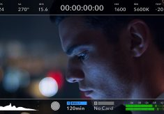 New User Interface and Operating System for URSA Mini: NAB 2016