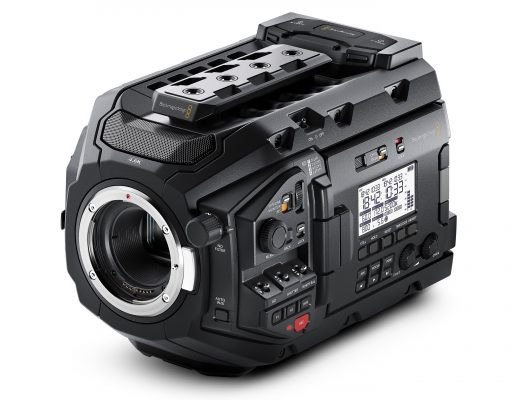New Firmware For The Blackmagic Design URSA Mini Pro 4.6K 2