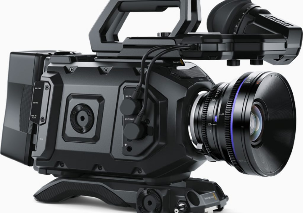 Blackmagic URSA Mini 4.0 UI/OS Officially Released 1