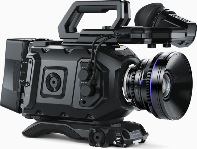 Blackmagic URSA Mini 4.0 UI/OS Officially Released 2