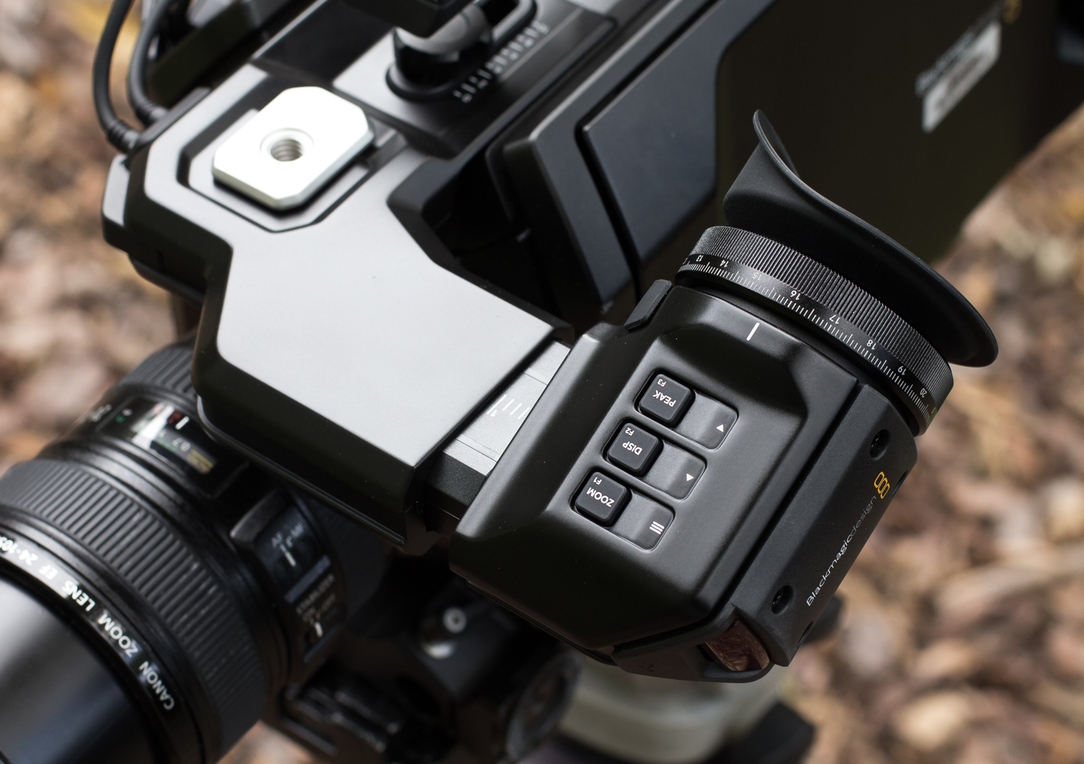 Blackmagic's URSA Viewfinder Review 7