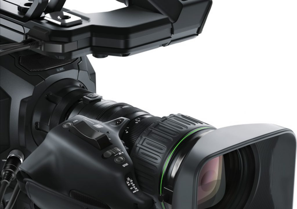 Blackmagic Extends Lens Mount Options for USRA Mini 1
