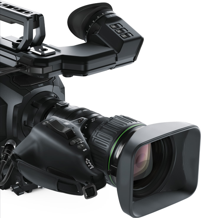 Blackmagic Extends Lens Mount Options for USRA Mini 9