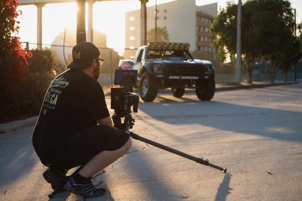 Filmmaker Friday Featuring Bryant Lambert 1