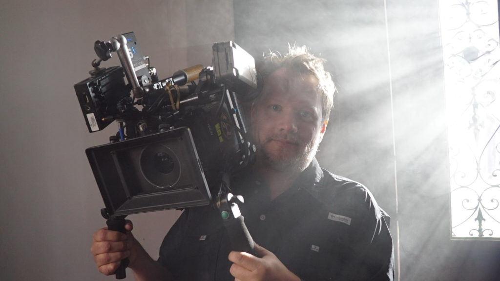 Filmmaker Friday featuring filmmaker Dan Rubottom 1