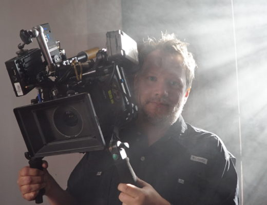 Filmmaker Friday featuring filmmaker Dan Rubottom 2