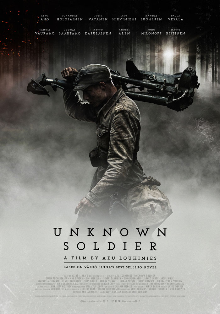 "ART OF THE CUT with Ben Mercer on editing ""Unknown Soldier"" in FCP-X 7"