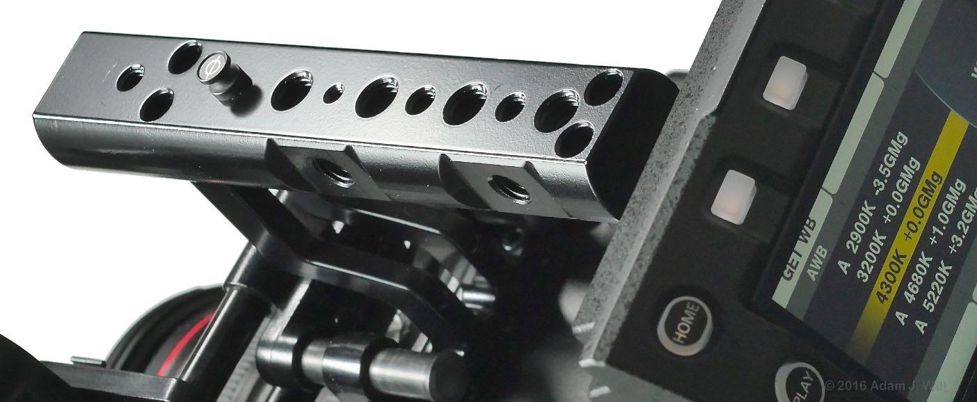 VariCam LT top handle