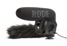 IT'S TIME TO TURN PRO! ANNOUNCING THE RØDE VIDEOMIC PRO