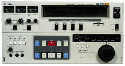 """Sony to revive 3/4"""" U-Matic tape format at NAB 2018? by"""