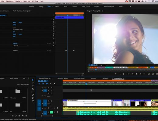 Flexible Workflows in Adobe Premiere Pro CC 3