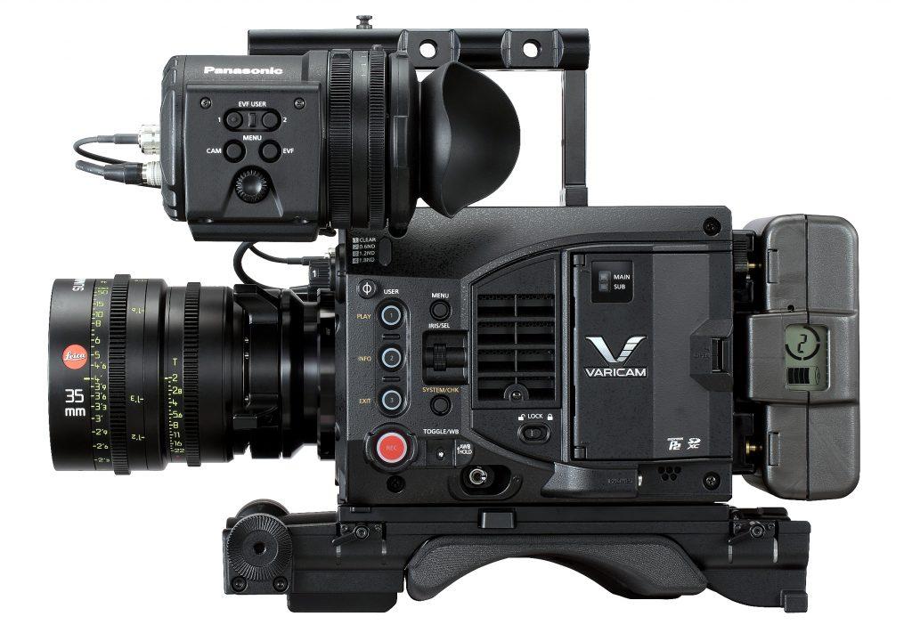 Panasonic Announces 4K Super 35 VariCam LT 1