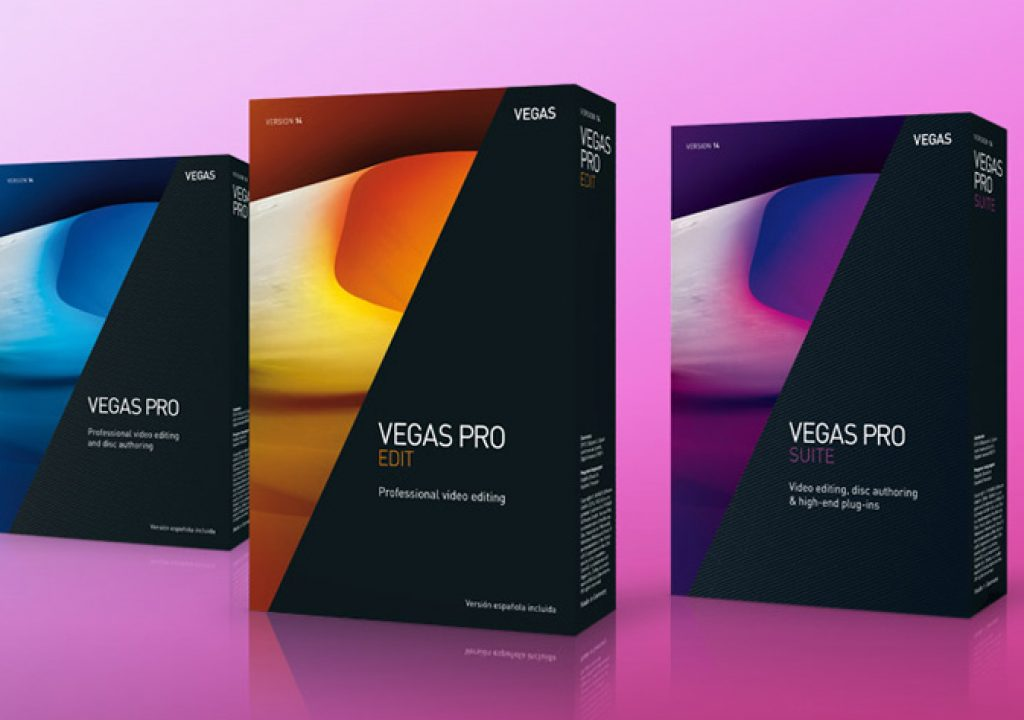 Magix releases VEGAS Pro 14
