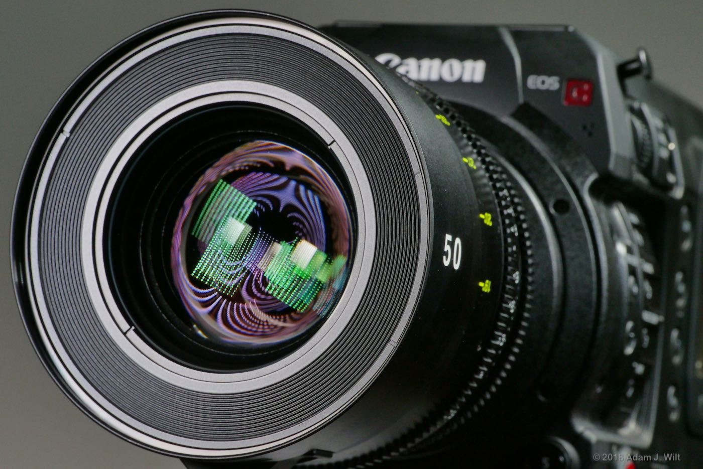Quick Look: Tokina Cinema Vista 50mm T1.5 8