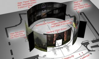 Innovation and Cinema 4D Part Two: William Dudley on Virtual Sets