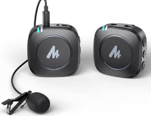 Review: Maono AU-WM820 wireless microphone system under US$100 15