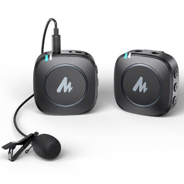Review: Maono AU-WM820 wireless microphone system under US$100 1