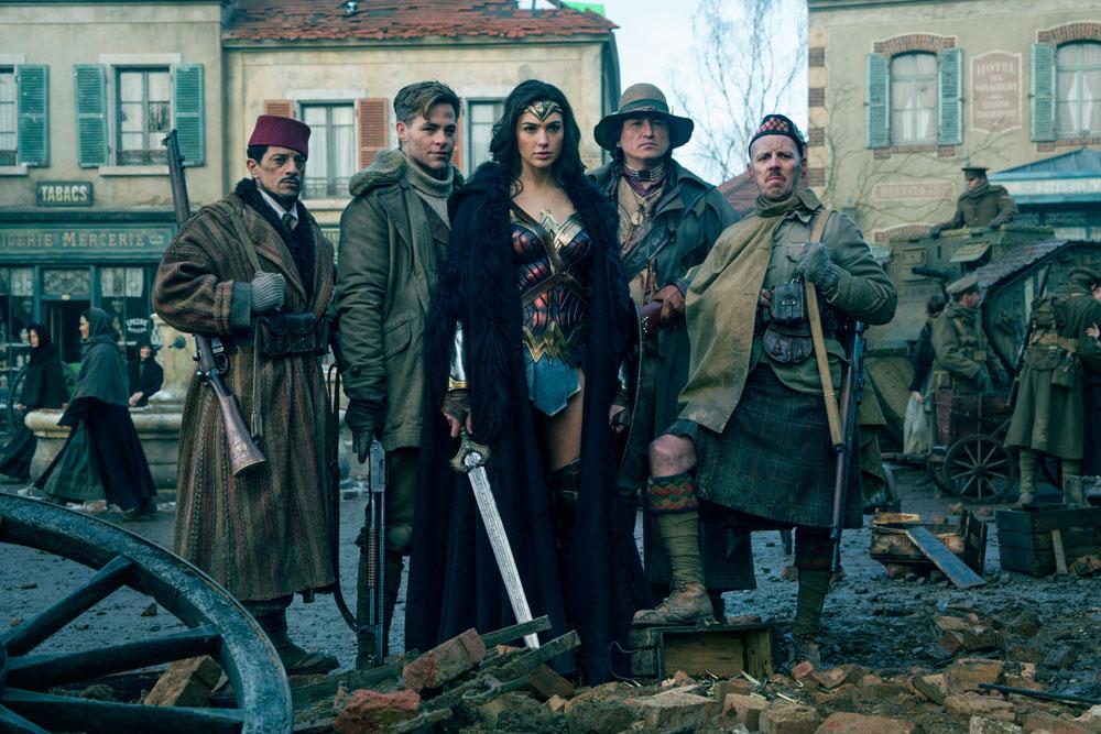 ART OF THE CUT - Editing Wonder Woman 37