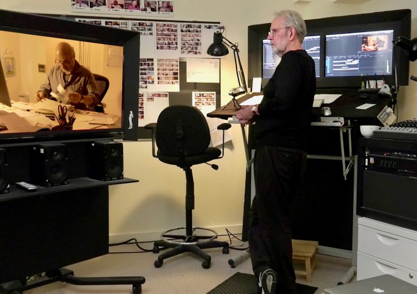 Walter Murch, ACE editing