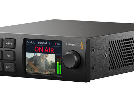 Review: Blackmagic Web Presenter HD streaming encoder + shyness fixer 12