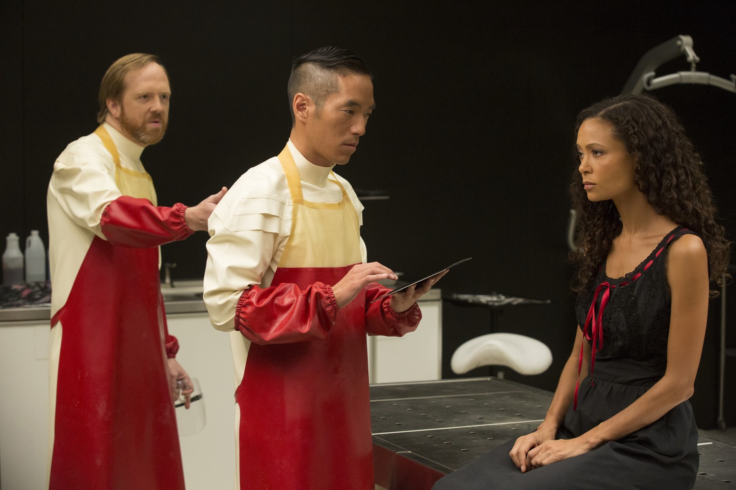 "ART OF THE CUT with the editors of ""Westworld"" 68"