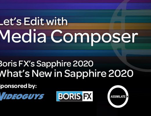 Let's Edit - What's new in Sapphire 2020