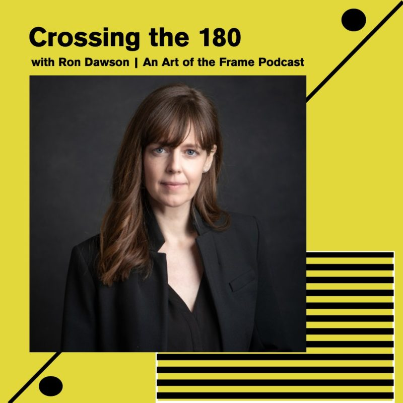 """Crossing the 180 Podcast with """"In the Heights"""" DP Alice Brooks 1"""