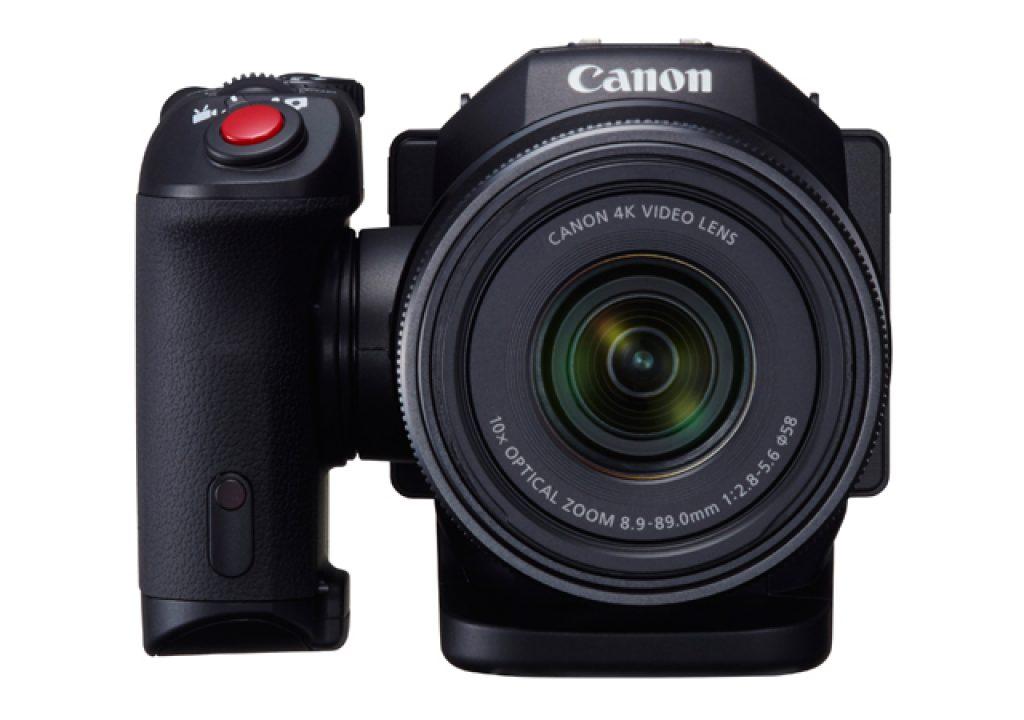 NAB 2015: Canon's NEW 4K Camera XC10 1