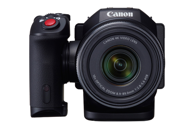 NAB 2015: Canon's NEW 4K Camera XC10 3